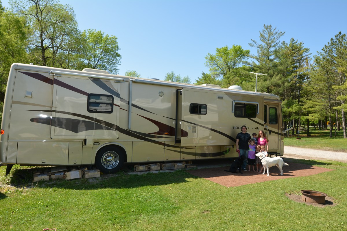 10 things we learned from 365 days of living and traveling in an RV