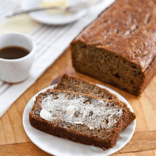 Balance Your Cholesterol Levels With Banana Bread
