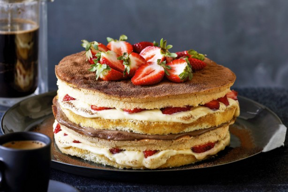 Now You're Cooking: 4 Flavorful Liqueur Pancake Recipes