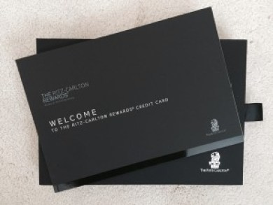 The Ritz Carlton Rewards Card