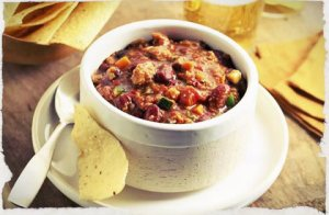 15 Minute Chili - Life As We Know It By Paula