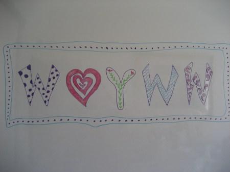 WOYWW Doodle