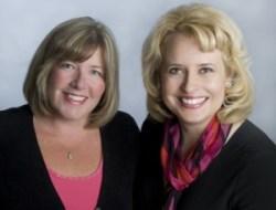 Charmaine Hammond and Debra Kasowski