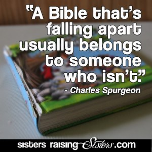Spurgeon quote