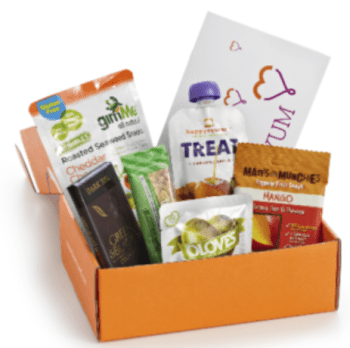 Bestowed Sample Box