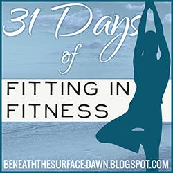 31 Days Of Fitness Training