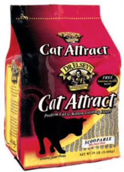 Cat Attract Litter Review & Giveaway at Create With Joy