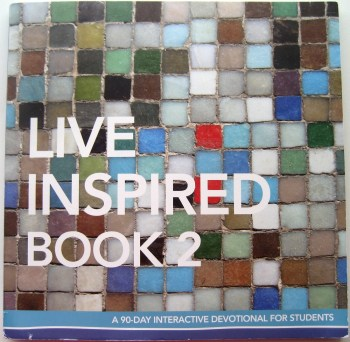 Live Inspired Book 2