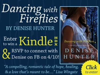 Dancing With Fireflies Giveaway