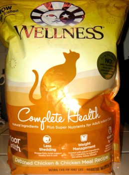 Wellness Complete Health Food - Front Of Bag