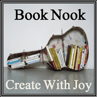 The Book Nook @Create With Joy