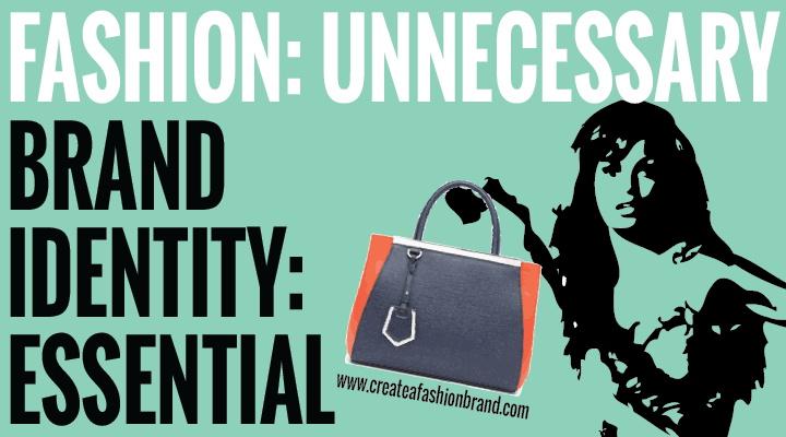 Fashion brand identity for fashion businesses and clothing lines is essential for a strong and stable business. You need to build identity, core values and a reason for building your brand