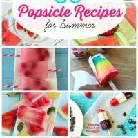 35 Popsicle Recipes for Summer