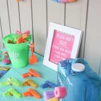 Splash Party for under $20