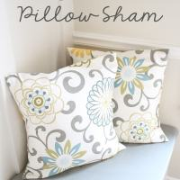 Easy Pillow Sham Cover