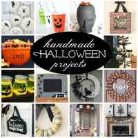 Handmade Halloween Project Ideas