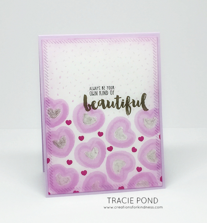 2016 Valentine's Day Series Day One Tracie Pond