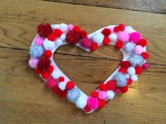 12 activitati pentru copii de Sfantul Valentin