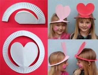 13 activitati pentru copii de Sfantul Valentin