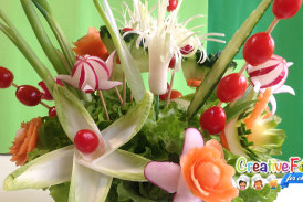 Bouquet di cazzimperio o pinzimonio?