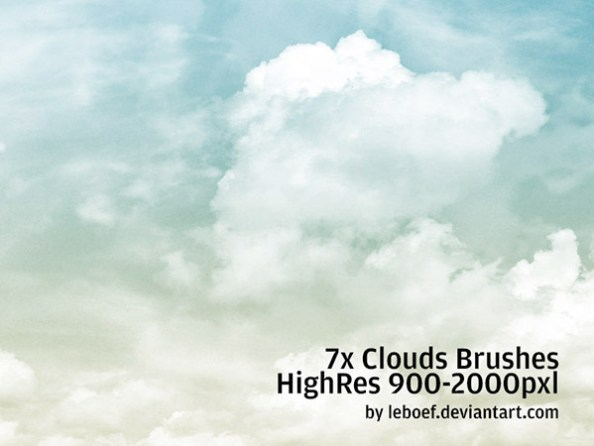 free-Photoshop-brushes-clouds