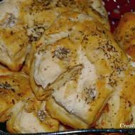 Panecillos de queso vegano y especias