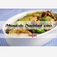 Menú de Navidad 2011 – recetario gratuito