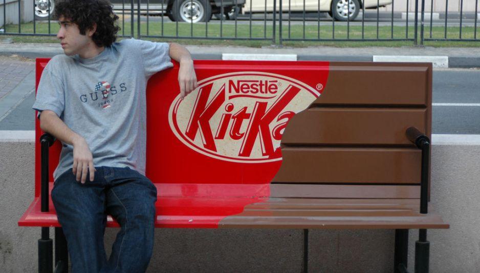 kitkat bench