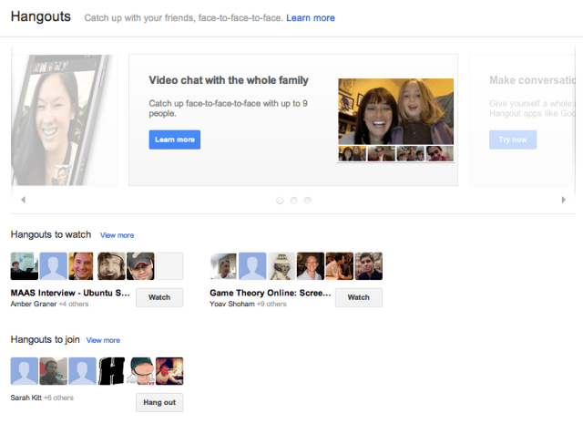 What should social marketers know about the new Google+ redesign? Guerrilla Marketing Photo