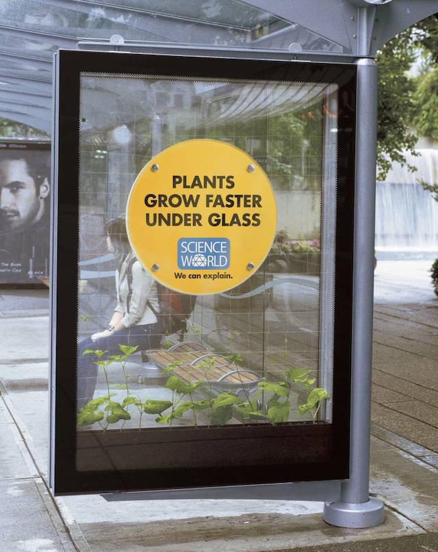 25+ Ambient Marketing Examples Shows That Science Can Be Fun Guerrilla Marketing Photo