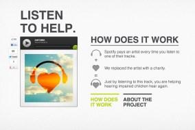 listen to help