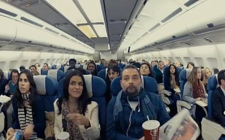 coke airplane