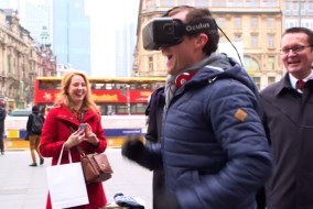 British Airways Transports Eurpean Travels to the USA with Oculus Rift