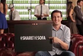 Heineken 'ShareTheSofa' Campaign Owned Social Conversation On Twitter