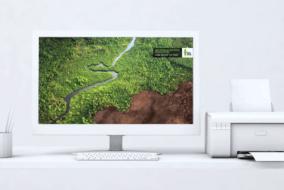 Green Nation: Deforested Desktop