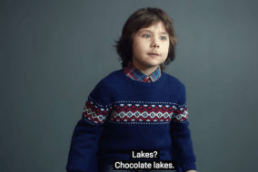 S7 Airlines travels through the eyes of children