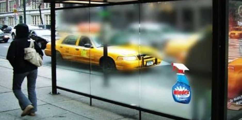 48 Fresh And Creative Bus Stop Advertisements That Will Blow Your Mind 48