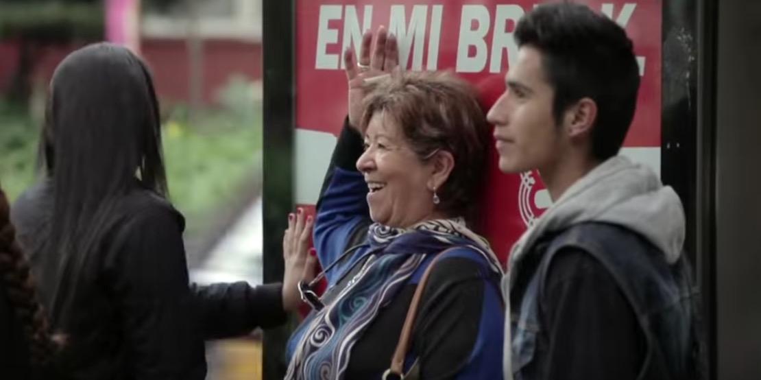 Kit Kat Creates the Worlds First Massaging Billboard Guerrilla Marketing Photo