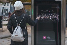 Budapest Festival Orchestra Created Digital Posters That You Can Conduct with Your Smartphone