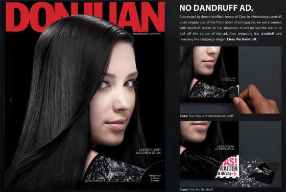 40 Amazingly Creative Double Page Magazine Ads Guerrilla Marketing Photo