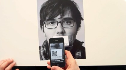 QR Code Resume Blows Traditional Strategy Out the Window Guerrilla Marketing Photo