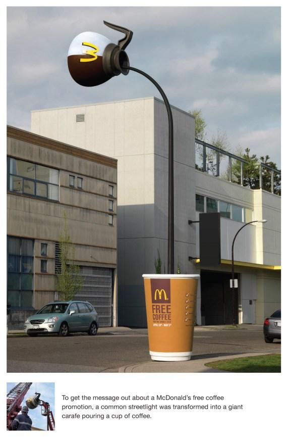 10 Must See Creative Guerilla Marketing Advertisements Guerrilla Marketing Photo