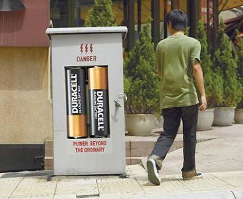 17 International Ambient Marketing Examples Guerrilla Marketing Photo