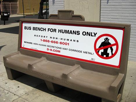 15 Clever Bench Guerrilla Marketing Examples Guerrilla Marketing Photo