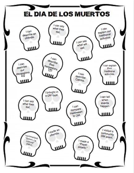 Muerto Plans | Creative Language Class