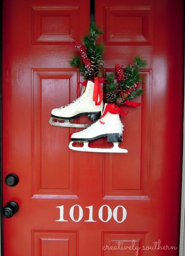 christmas-front-door-idea