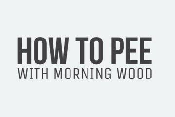 HowToPeeWithMorningWood_COVER_1400x700