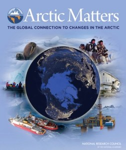 Arctic Matters Booklet Cover