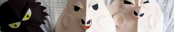 Puppet Masks