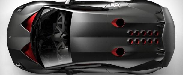 Lamborghini Sesto Concept Car